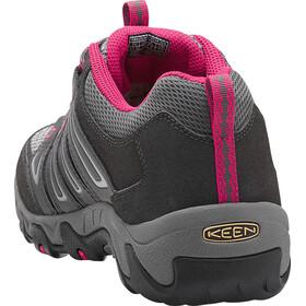 Keen Oakridge WP - Calzado Mujer - gris